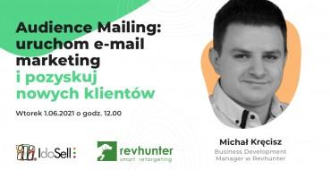 [Webinar] Audience Mailing - pozyskuj nowych klientów w e-commerce